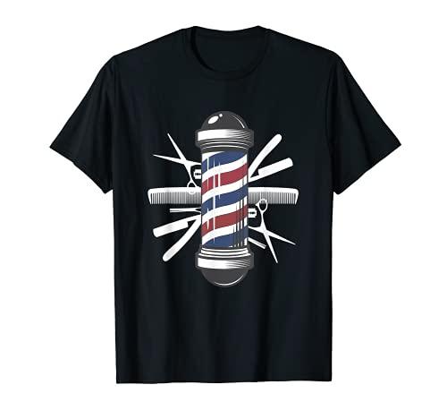 Barber - Juego de tijeras y peine para barbero Camiseta