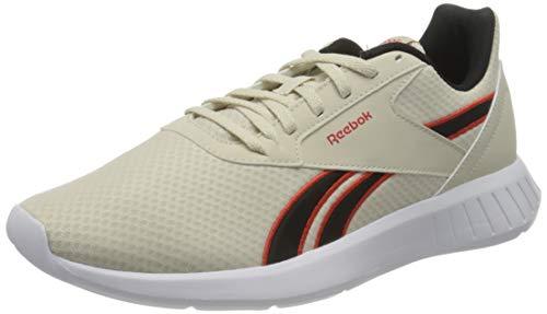 Reebok Lite 2.0, Zapatillas de Running Hombre, ALABAS/Negro/INSRED, 40 EU