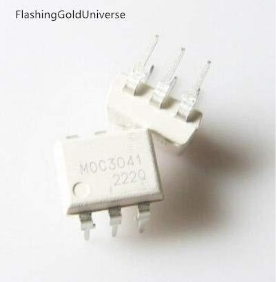 50PCS MOC3041 DIP-6 New original