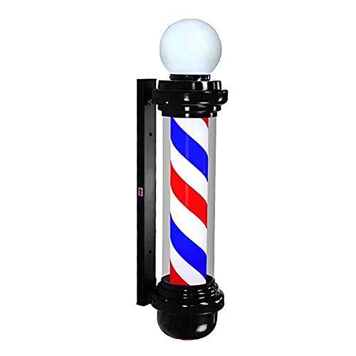 Barber Pole Led Poste De Barbero Luminoso De Exteriores Para