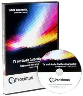 Proximus SD TV & Audio Calibration Toolkit: DVD