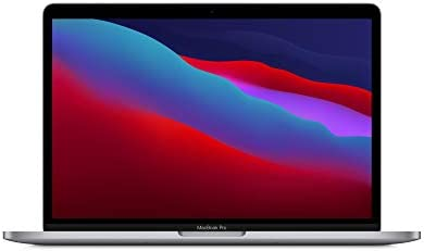 New Apple MacBook Pro with Apple M1 Chip 13 inch 8GB RAM 256GB SSD Storage Space Gray Latest product image