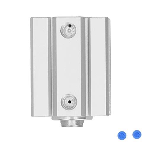 Cilindro de aire neumático, rendimiento de guía Larga vida útil Cilindro de aire de aleación de aluminio de alta confiabilidad para el trabajo