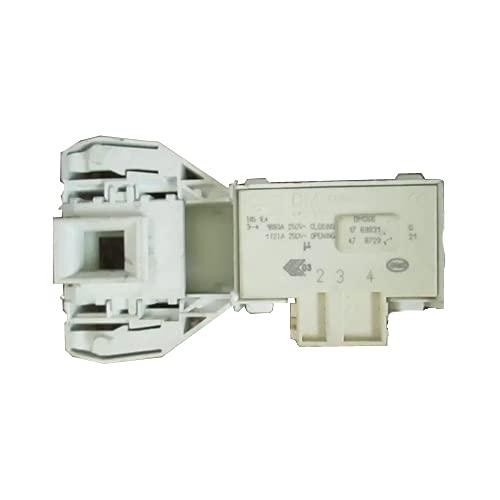 Desconocido Cierre Puerta Lavadora Indesit Ewe 81252 W EU, DM066 19 90087