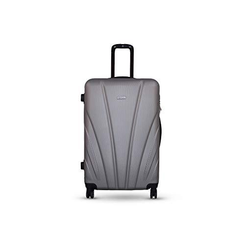 Orci Shell - Juego de maletas rígidas con ruedas, tallas M, L y XL
