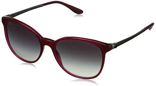 Bulgari dames 0Bv8160B 53338G 54 zonnebril, rood (rood/grijs)