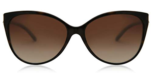 Tiffany TF4089B 8134-3B Tortoise TF4089B Cats Eyes Sunglasses Lens Category 3 S, 58mm
