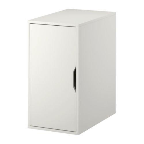Ikea Alex Aufbewahrung in weiß; (36x70cm)