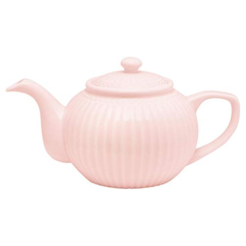 GreenGate Teekanne - Teapot - Alice Pale Pink