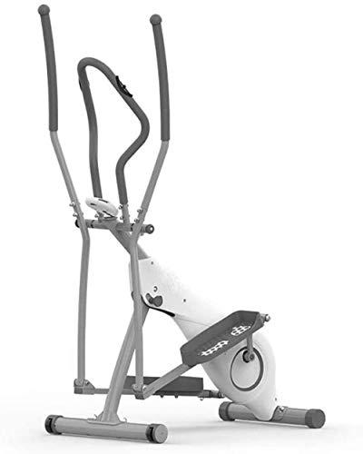 Bicicleta elíptica Cross Trainer elíptica, entrenamiento cruzado, fitness, cardio, máquina de entrenamiento para uso doméstico