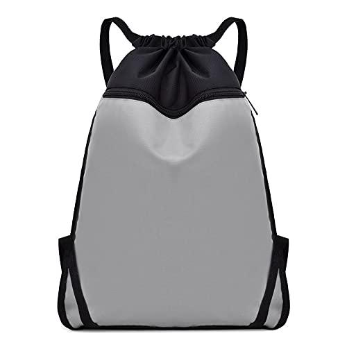 QIANJINGCQ, nueva bolsa para eventos de maratón, mochila al aire libre, mochila de nailon impermeable con cordón, bolsillo con cordón, mochila deportiva, gran oferta