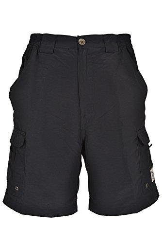 Bimini Bay Outfitters Boca Grande Short, Black, 42
