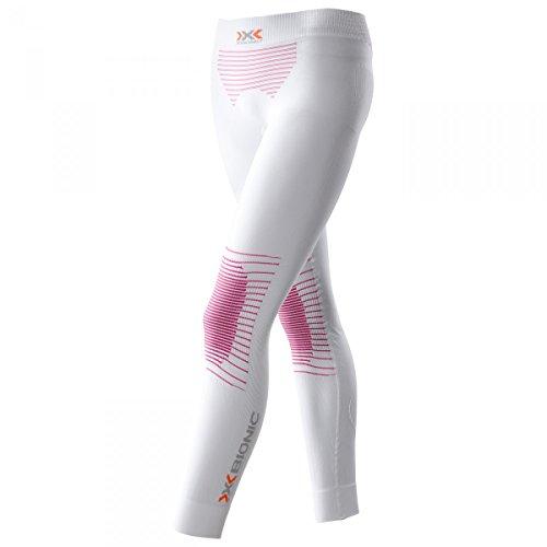 X Bionic Energizer MK2 UW i020276, Pantalon sous-vêtement Thermique Femme, Femme, I020276, Bianco/Raspberry, L-XL