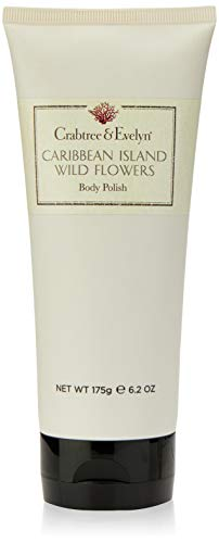 Crabtree & Evelyn Caribbean Island Wild Flowers Body Polish 175g