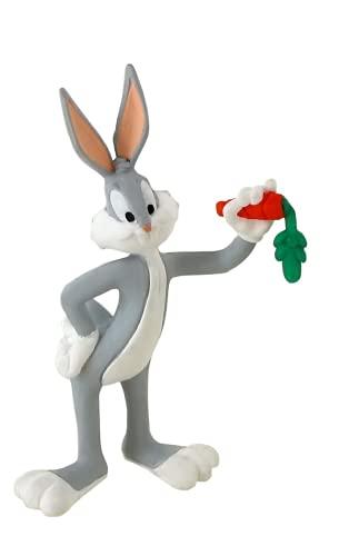 LOONEY TUNES- Figura Bugs Bunny, Multicolor (Comansi 99661)