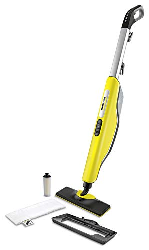 Kärcher SC 3 Upright EasyFix steam cleaner - effective cleaning of sealed wooden floors and tiles - 30 second heat-up time, without the use of chemicals