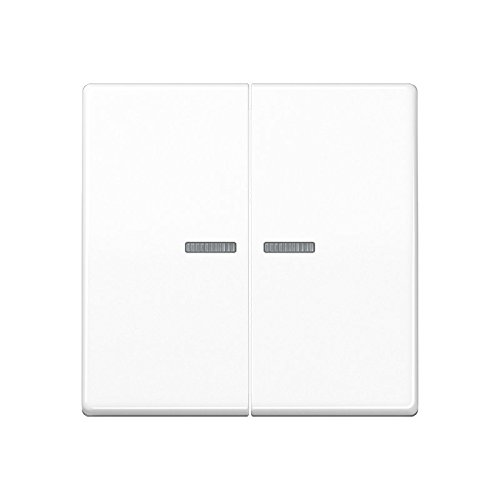 Jung AS591-5KO5BFWW Wippe für Serienschalter KO