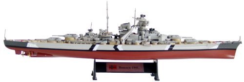 Bismarck 1941 - 1:1000 Ship Model (Amercom ST-1)