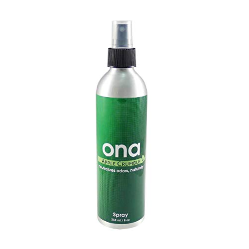 Ambientador Spray Neutralizador de Olores ONA Apple Crumble (250ml)