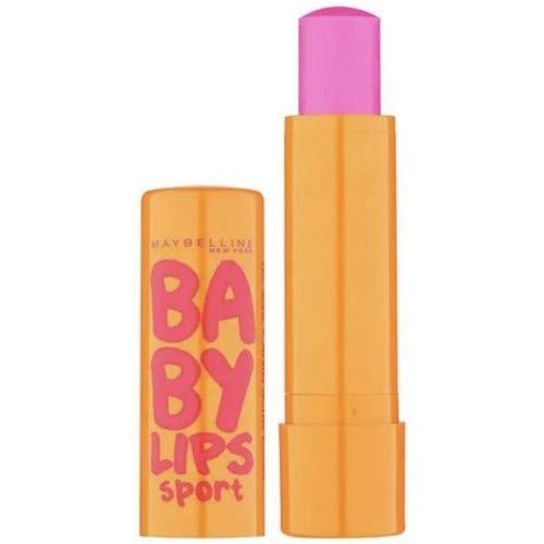 Baume à lèvres BABY LIPS SPORT - Poolside Pink