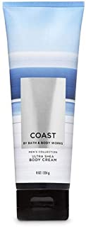 Bath and Body Work's Coast Ultra Shea Body Cream