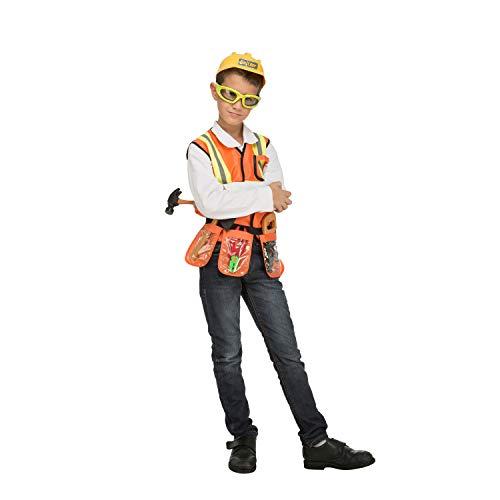My Other Me Me-204138 Disfraz Yo quiero ser constructor, 5-7 años (Viving Costumes 204138