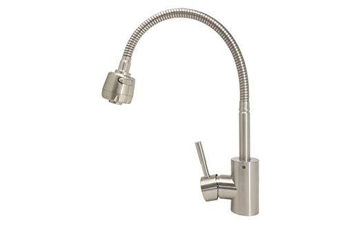 BES Grifo Mezclador Cocina Lavabo baño caña Ducha articulable