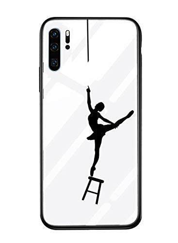 Caler Hülle Kompatibel mit iPhone XR Hülle 9H Gehärtetem Marmor Glas Rückseite mit TPU Rahmen Schutzhülle Ultra Dünn Handyhülle Rahmen Hüllen [Stoßfest] Slim Kratzfest Shell Case
