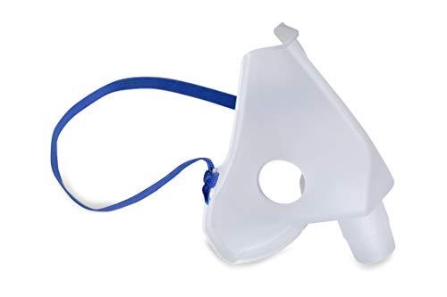 Omron–domaska2–Maske Erwachsene Hartplastik autoklavierbar Zerstäuber C28–C29–C30