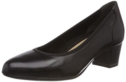 Tamaris Damen 22301 Pumps, Schwarz (Black 001), 38 EU