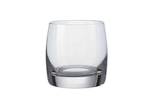 Kaleidos Colorful Living Bohemia 6 Bicchieri Ideal liquore cl06 Arredo tavola, Cristallo, 6 Pezzi
