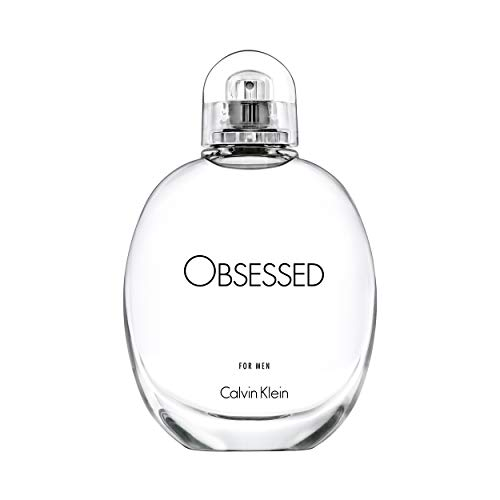 Calvin Klein Obsessed for Men Eau De Toilette, 4.2 Fl Oz