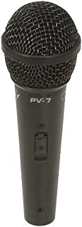 Peavey PV7 Dynamic Cardiod  Microphone with Cable