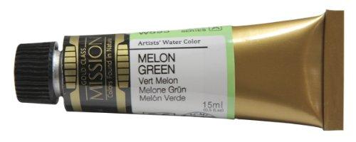 Mijello Mission Gold Class Water Color, 15ml, Melon Green