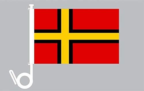 Everflag Auto-Fahne: Deutschland 1948 (Vorschlag der CDU) - Premiumqualität