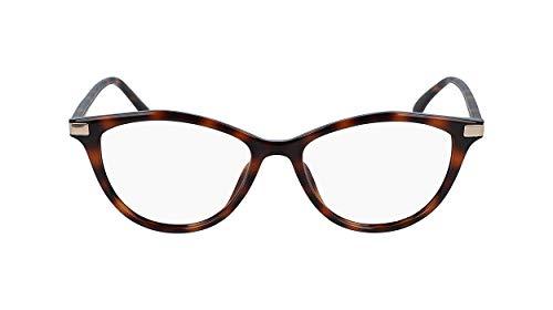 Armação para óculos de grau CK Feminina Tartaruga, CK19531, Médio