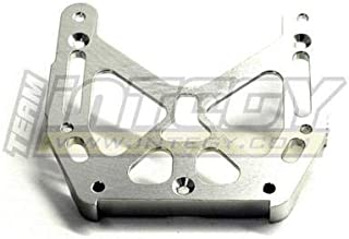 Integy RC Model Hop-ups T8317SILVER Rear Upper Chassis Brace for Mini-LST