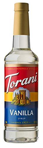 Torani Vanilla Syrup (750 mL /25.4 oz )