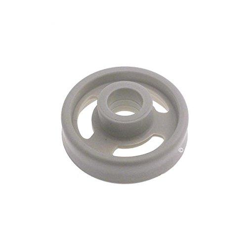 Cesto rueda inferior (la unidad) lv460bk idl502 idl552 ls2410uk ariston lavavajillas.