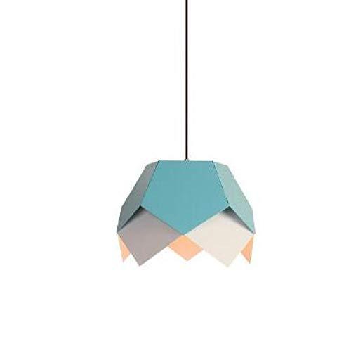 Restaurantlampenpersoonlijke stangenteller van geometrische kleur van de armatuur in postmoderne onbelangrijke kroonluchter