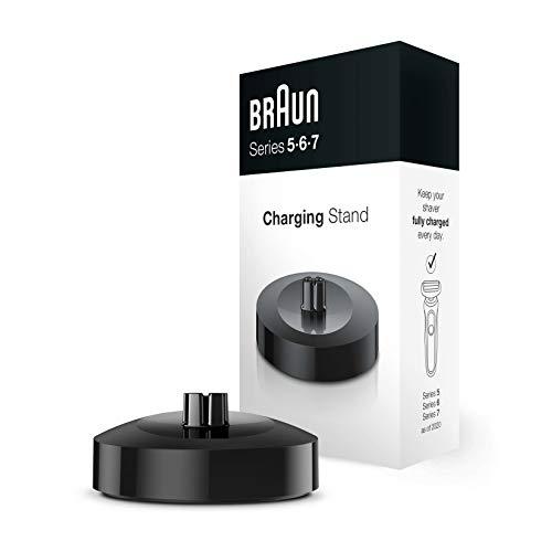 Braun Ladestation für Series 5, 6 und 7 Elektrorasierer (Rasierer Modelle ab 2020)