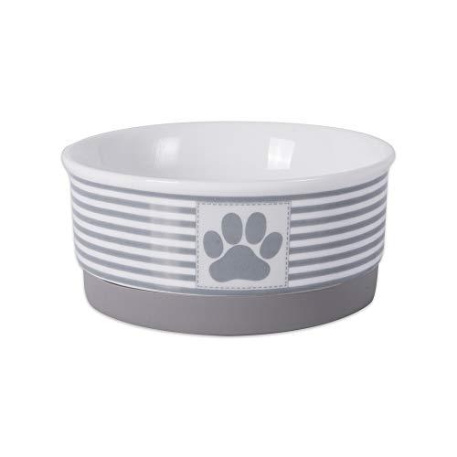 Bone Dry DII Paw Patch & Stripes Ceramic Pet Collection