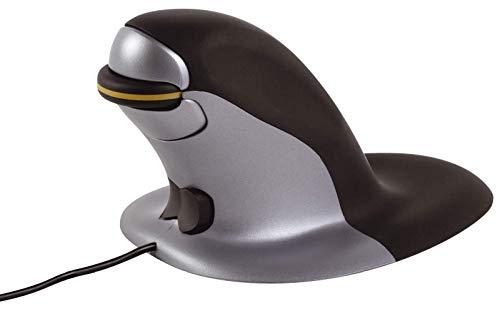 Fellowes Penguin Maus Größe S 9894801 vertikal mit Kabel