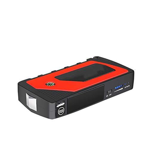 ZZBB Arrancador para Automóvil Dispositivo De Arranque Banco De Energía De Batería 600a Arrancador Automático Buster Amplificador De Emergencia Cargador para Automóvil Cargador,