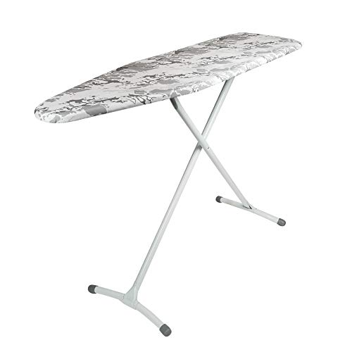 HOMZ Contour Ironing Board, Gray Marble