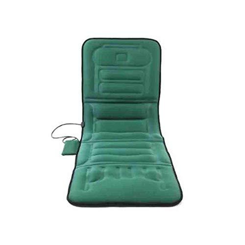XSSD002 Matras, massage lichaam, massage verwarmde nek, taille, rug, billen, multi-vibratie familie, kantoor, vouwen massage kussen (grootte: 170 * 5 * 56cm)