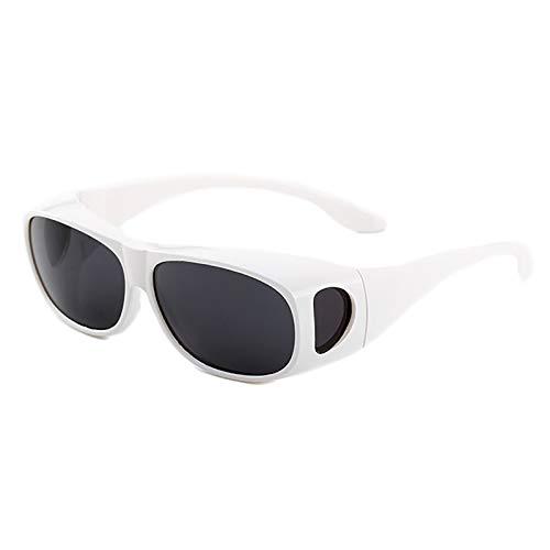 APCHY Gafas De Sol Deportivas Polarizadas para Hombre Y Mujer con Protección UV400 Béisbol Juvenil Ciclismo Pesca Correr Gafas TAC,D