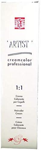 Tinte de Pelo Profesional Rubio Muy Claro Dorado Dorados con Amoníaco 9/3 Permanente 100ml Made in Italy