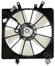 TYC 600380 Honda Civic Replacement Radiator Cooling Fan Assembly