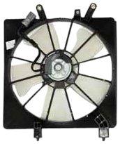 TYC 600380 Honda Civic Replacement Radiator Cooling Fan Assembl